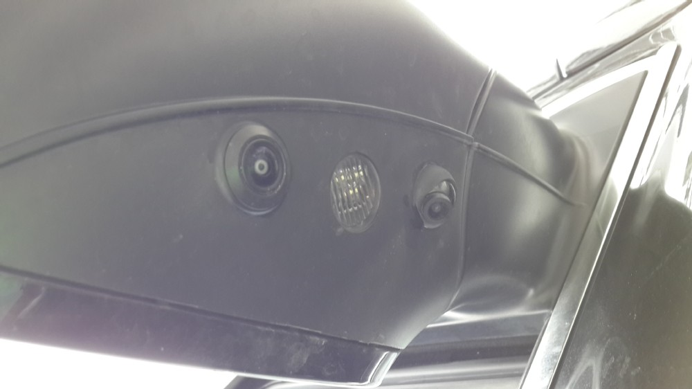 Parking Assist System 4 Channel System 360 Degrees Bird