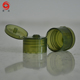 15/18/20/24mm Cosmetic Ribbed Smooth Closure Plastic Flip Top Bottle Cap