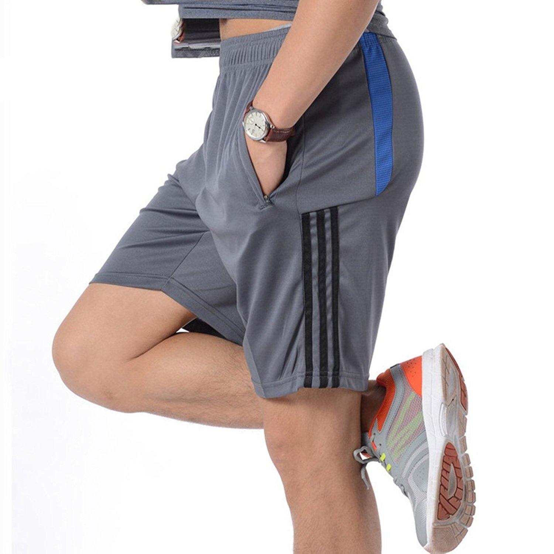 NanGate Men Shorts Acitve Cargo Workout Jogger Sweatpants Fitness Mens Beach Board Short Quick-Drying Breathable Sweat