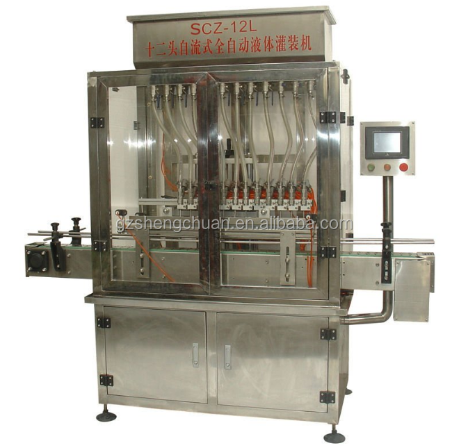 12-head Automatic spring water filling machine