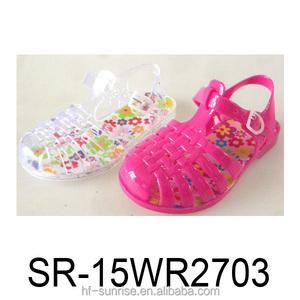 decf120af 2018 customize design beach plastic sandals wholesale