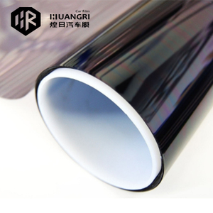 UV IR Rejection Bulletproof 2 PLY Anti-explosion Car Window Tint Film
