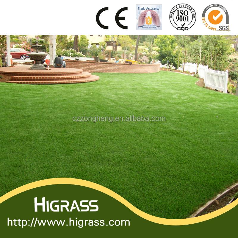 40mm Chinese Artificial Grass Lawn Garden