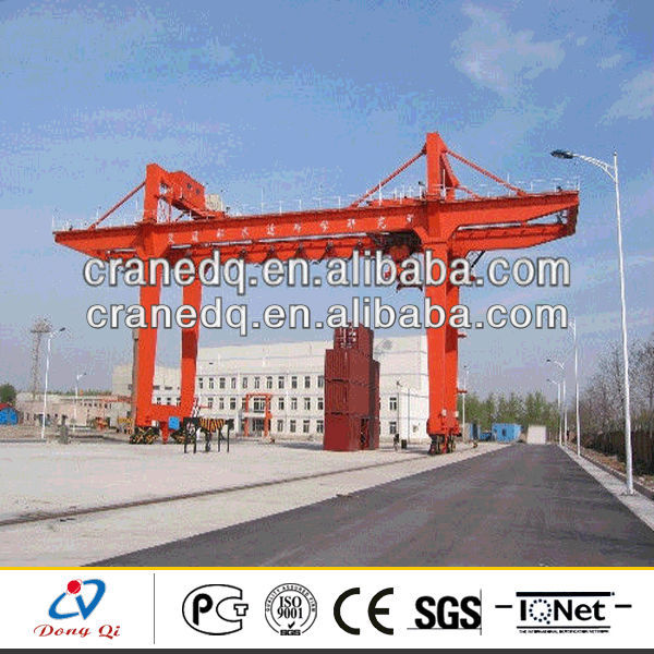 RMG type 45T container gantry crane for container yard