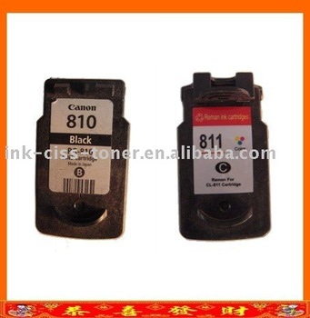 Compatible Ink Cartridge Pg-810 For Canon Pixma Mp276 - Buy Compatible Ink  Cartridge For Canon Pixma Mp276,Printer Cartridge Pg-810,Refillable Ink