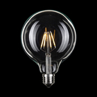 Globe G125 LED Filament Bulb E27 4W Dimmable LED Light Bulb