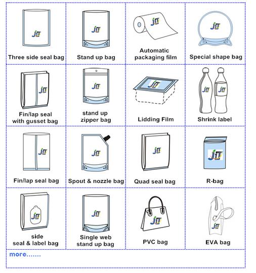 2018 ziplock saco com zíper saco stand up pouch para embalagens de alimentos / folha zip lock saco stand up pouch com zíper para embalagem