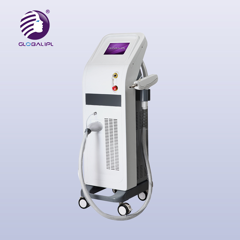 2018 1064 Nm 532Nm Nd Yag Laser Machine For Vein Removal