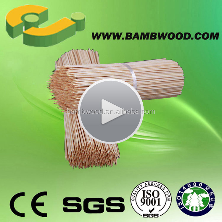 Standard Bamboo Sticks in Bamboo Raw Materials Traditional