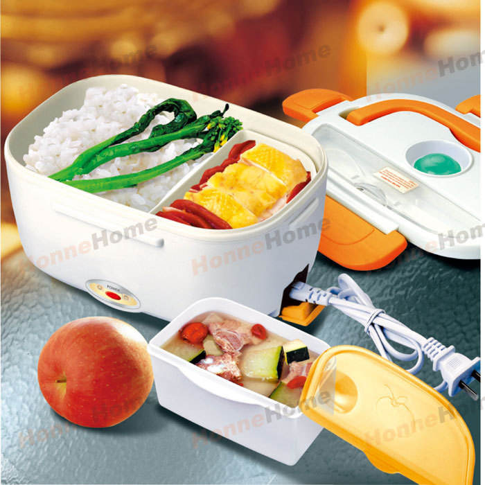 b7d9dc06f373 Plastic Electric Heatable Lunch Box portable food warmer, View lunch box,  HONNE/OEM Product Details from Foshan Kangsheng Industrial Co., Ltd. on ...
