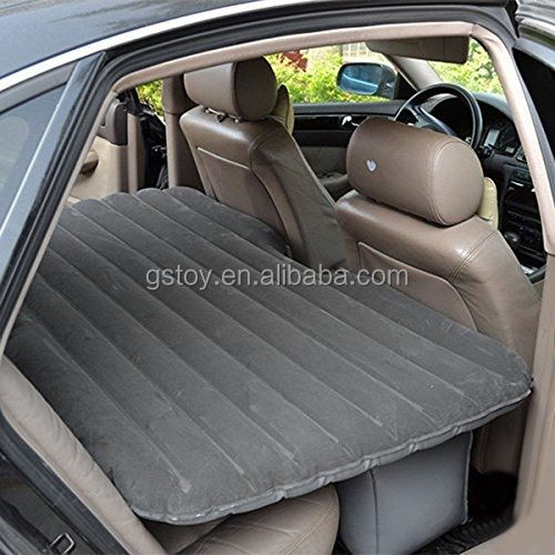 inflatable SUV back seat traveling mattress car air bed