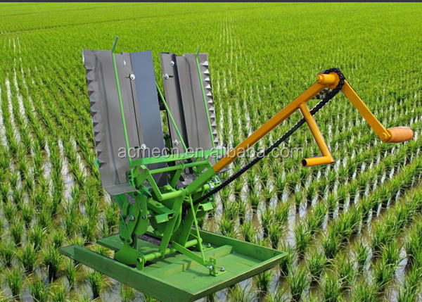 China Suppliers Manual Rice Paddy Transplanter Equipment In ...