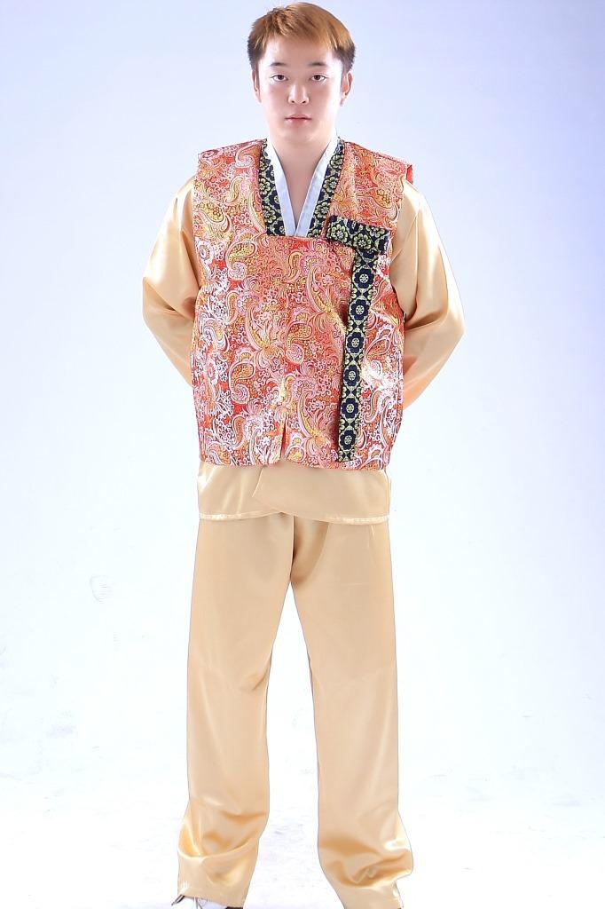 81dc4edc8 Get Quotations · New style Korea men's clothing Dress,Vest & Pants-Fusion-Hanbok  Hanbok Party