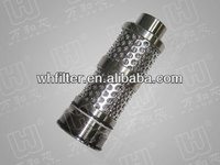 Hydraulic series oil filter for coal machine