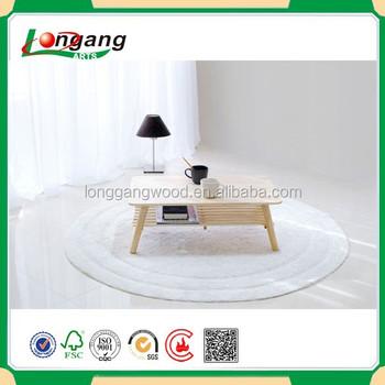 Short Leg Folding Table Tea Coffee