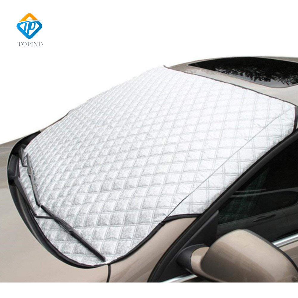 Zware water proof en sneeuw auto cover