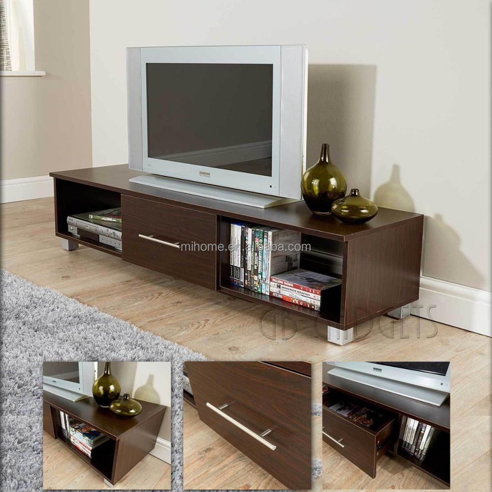 Wooden TV Stand Cupboard Table Sideboard Rack Shelving Unit Cabinet Living Room