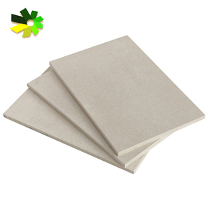 Cheap 6mm 8mm 9mm 10mm 25mm thickness insulation waterproof fire rated calcium silicate board for wall/ceiling fire resistant