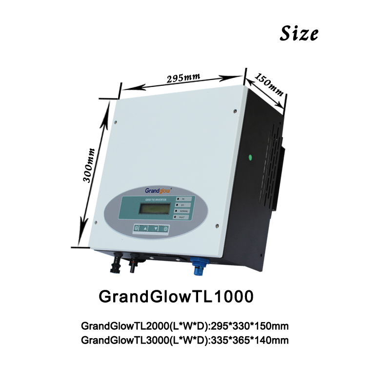 50HZ 3 PHASE 8000W GRID TIE INVERTE FOR SOLAR SYSTEM