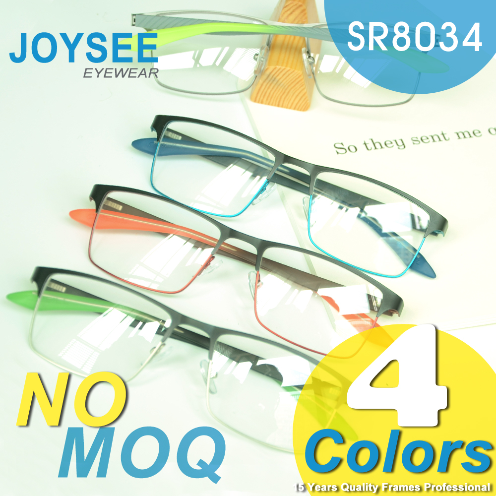 Joysee New Years Brand Name New Stylish Metal Latest Model Spectacle ...