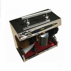 shoe upper cleaner machine/electric shoe polisher//brush for shoes cleaner