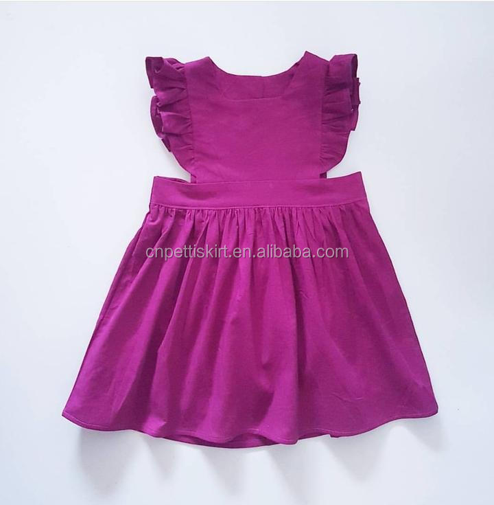 2018 new year spring girl dress wholesale cheap baby girl party ...