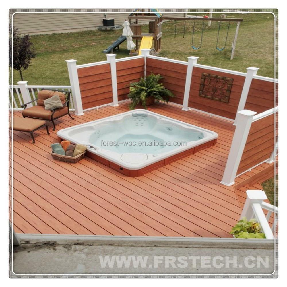Suelo madera exterior barato tarima tecnologica para - Suelo madera exterior barato ...