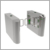 SUS 304 stainless steel bi-directional barrier swing turnstiles bi-directional supermarket full automatic swing barrier gate
