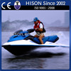 Hison most popular 4 cylinder Fiberglass water motorcycle