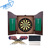 Custom Solid Wood/MDF Dartboard Cabinet with 18'' Dartboard