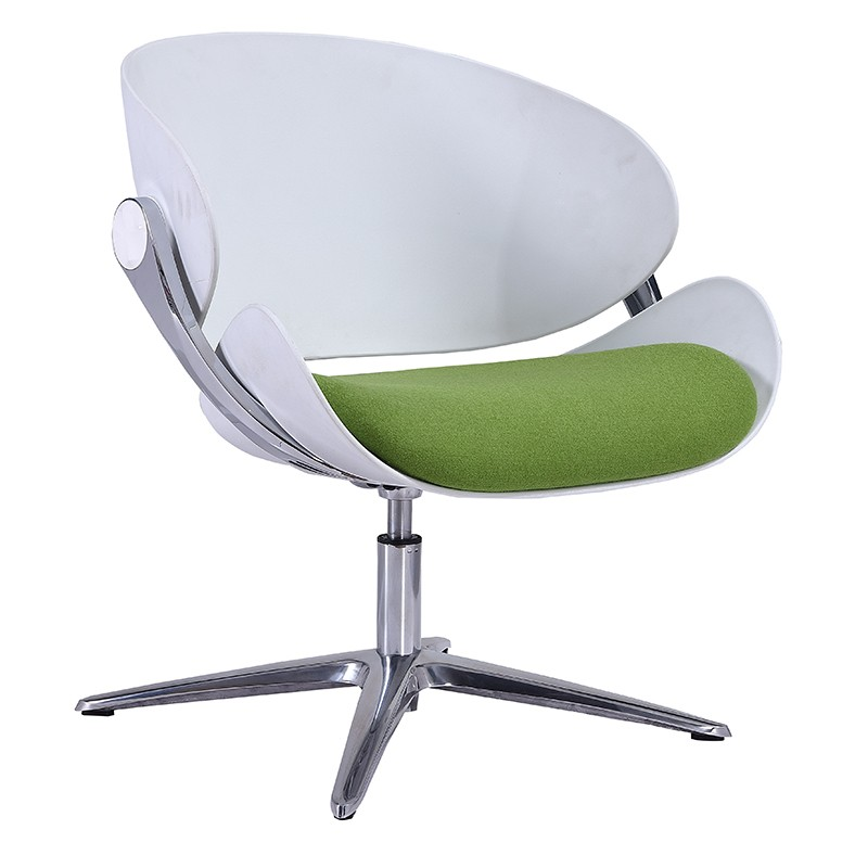 Good quality plastic cushion seat reception room leisure <strong>chair</strong>