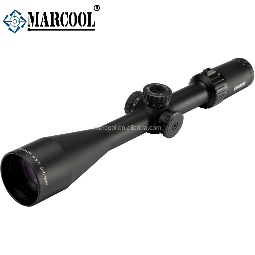 MARCOOL S.A.R. HD 5-30X56 SFL FFP Riflescope Hight quality tactical weapon sight military rifle scope for army