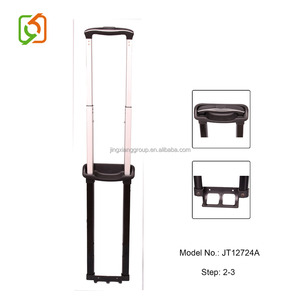 JINGXIANG Luggage Trolley Parts Telescopic Handles For Trolley