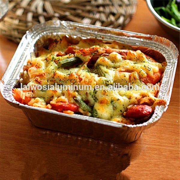 Disposable aluminum foil food containerdisposable food serving plates & Disposable Aluminum Foil Food ContainerDisposable Food Serving ...
