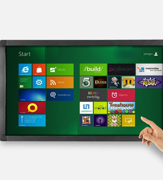 "kiosk 22"" all in one touchscreen pc"