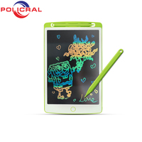 wholesale educational toy 8.5inch erasable electronic draw board for kids