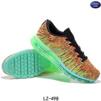 e9539afac72d Flywoven air cushion racer calzado shoe wholesale cheap running shoes
