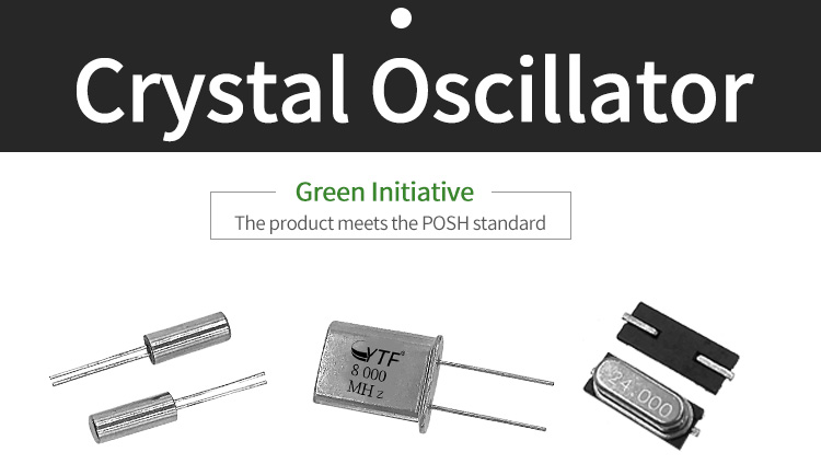 crystal oscillator frequency