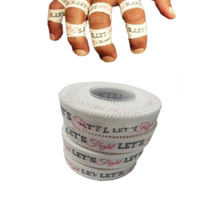 OEM China factory custom Printed finger protection tape sport athletic hand protection adhesive tape for boxing fingers