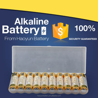 Hot Sales ! Good Quality! LR6 Battery AA Alkaline Battery For Educational Toys Children