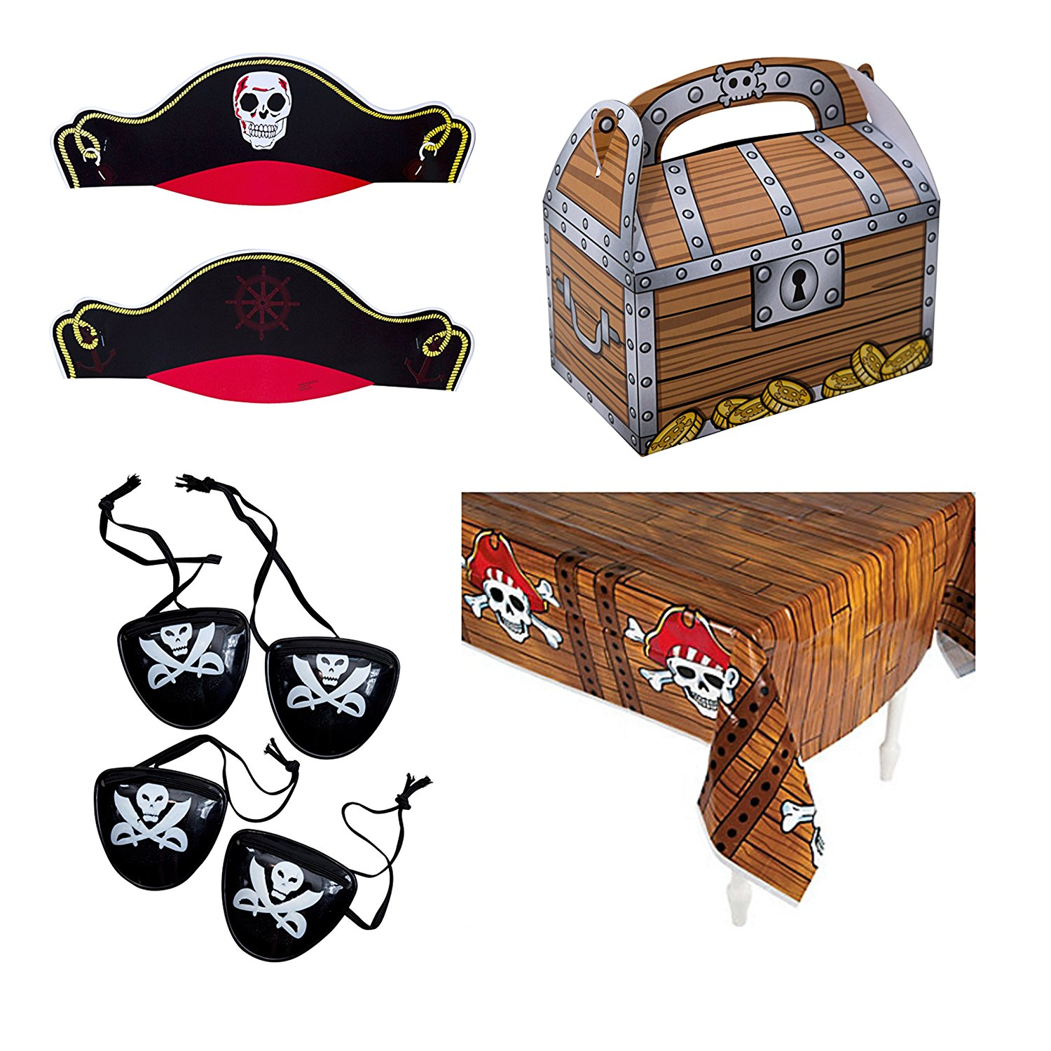 party decorations link showproducts decor pirate woodies captain supplies