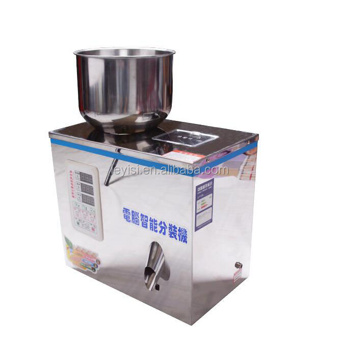 China factory tea powder filling machine for small business