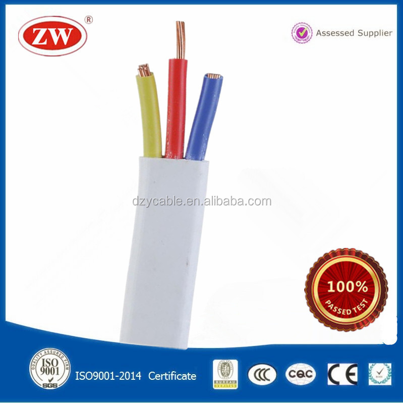 Pvc Insulated Copper Wire Electric Cable Company