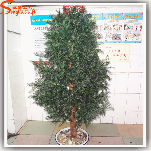 Any Size Decorative Topiary Tree Artificial Cypress Tree For Sale ...