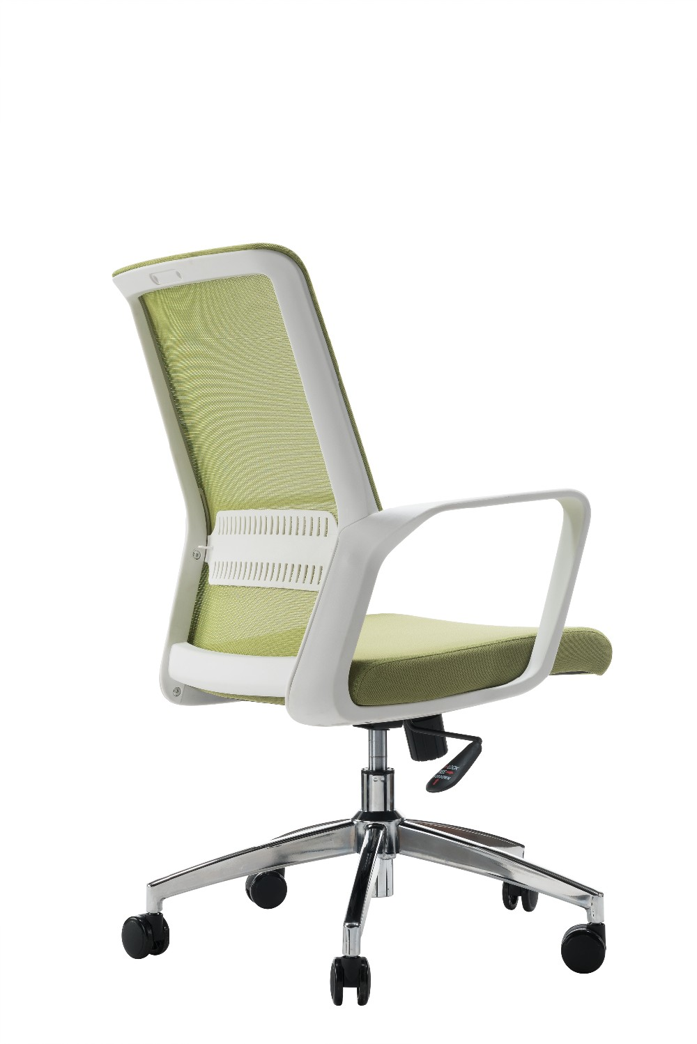 Durable Mesh Swivel Chairs Mesh Ergonomic Rotating Office Chair Wheel Base