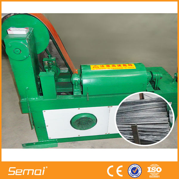 Automatic Straightening and Cutting Wire machine