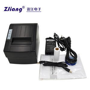 pos 80mm c thermal receipt printer drivers support wifi bluetooth USB