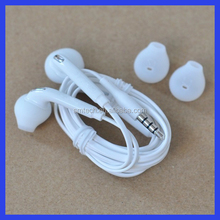 Hot selling headphone For Samsung Galaxy S6 Earphone , in-ear Earphone with Mic
