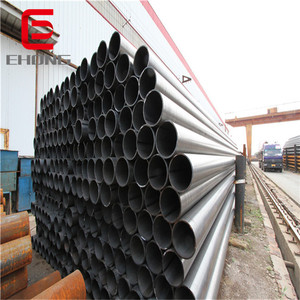 greenhouse tubes ! big diameter low carbon oil casting tube 450mm diameter steel pipe