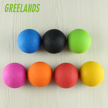 Custom Logo Bulk Wholesale Foot Massager Reflexology , Self Massage Tool Fitness Yoga Exercise Therapy Massage Ball for Muscles